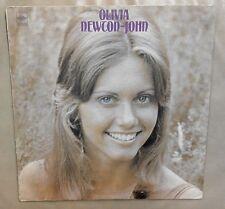 Olivia Newton John Excellent Vinyl Record LP NSPL 28155