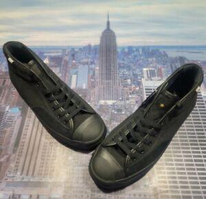 Converse x Alexis Sablone Jack Purcell Pro Mid Top Black Men Size 11 168793c New