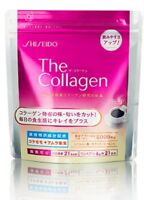 Made in JAPAN Shiseido collagen Powder Beauty Supplement 126g/21days