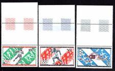 Cameroon 1971 3 blocks of stamps Mi#648-49 MNH