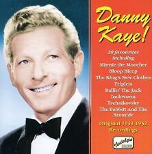 Danny Kaye - Danny Kaye! (1941-52) [New CD] Germany - Import