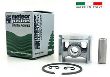 Meteor piston kit for Husqvarna 246 44mm Italy made 503 73 02-71 with Caber ring