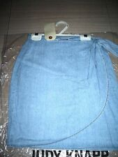 Mini Solid Regular Size 100% Cotton Skirts for Women