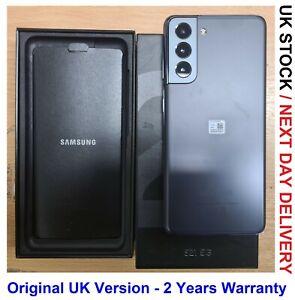 Samsung Galaxy S21 5G SM-G991B/DS - 128GB - Phantom Grey (Unlocked) Grade A