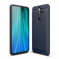Xiaomi Redmi Note 8 Pro Case Phone Cover Protective Case Blau