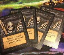Raise Dead Beta (x4) Beta MTG Magic the Gathering Mtg PL