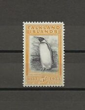 FALKLAND ISLANDS 1933 SG 136a MINT CAT £3250 . CERT