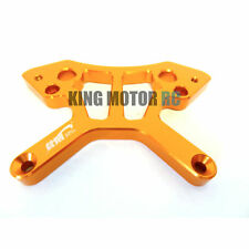 King Motor EX Aluminum Front Shock Tower Fit HPI 5B 2.0 SS, KM and Rovan Buggies