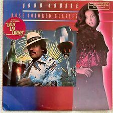 John Conlee Rose Colored Glasses Vinyl PROMO LP Record Album 1979