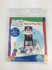 Playtex Disney's Baby Einstein Meal and Play Mat - Phthalate Free music theme