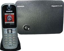 Siemens Gigaset s3 s680 Professional telefono DECT parte mobile + guscio di carica sl100