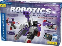 Thames and Kosmos Robotics Smart Machines Rovers & Vehicles
