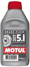 Brake Fluid-DOT 5.1 12x0.500L CAN - Fully Synthetic MOTUL 100950