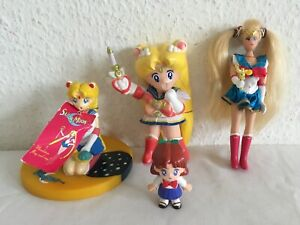 Vintage  Sailor Moon Bundle from the 90,s