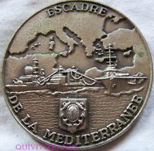 MED7016 - MEDAILLE ESCADRE DE LA MEDITERRANEE