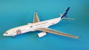 JFox Models 1:200 Airbus A330-300 Garuda Indonesia PK-GPA 'LCF Tour'