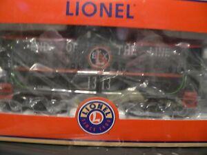LIONEL #1926880 HALLOWEEN ELX NORTHEAST CABOOSE