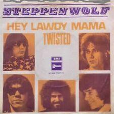 STEPPENWOLF - HEY LAWDY MAMA 7 INCH SINGLE RARE DUTCH PRESSING SIXTIES BEAT