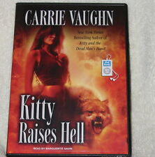 Kitty Raises Hell by Carrie Vaugh  #6 Kitty Norville Series Unabridged Mp3