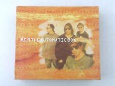 REM - THE AUTOMATIC BOX - BOX 4 CD SINGOLI LIMITED EDITION 18 RARE TRACKS - VR