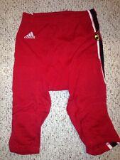 2013 Adidas Louisville Cardinals #78 Aaron Epps Game Worn Football Pants