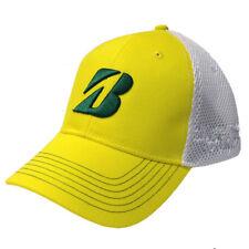 Bridgestone Spring Collection Mesh Hat (Yellow, Adjustable) 2017 Masters NEW