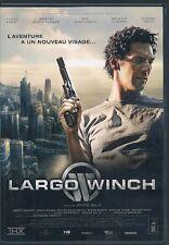 DVD ZONE 2--LARGO WINCH--SALLE/SISLEY/SCOTT THOMAS/THIERRY/MELKI