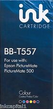 2 x Ink Cartridges For Epson Picture Mate 500