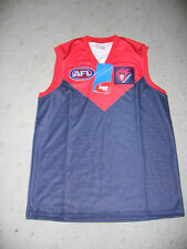 AFL MELBOURNE DEMONS GUERNSEY BRAND NEW ADULT/YOUTH SIZE XS SALE