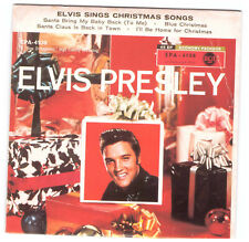 Elvis Sings Christmas Songs RCA BMG Inhouse EP Promo CD EPA4108 Germany NO LP