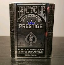 Bicycle Prestige Playing Cards by Bicycle Blue