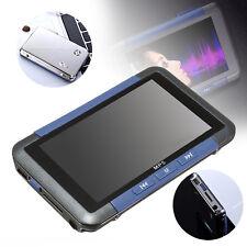 "8GB Slim 3"" LCD Screen MP5 Music Player MP3 MP4 FM Radio Recorder Video Movies"
