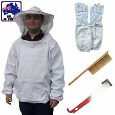 4 in 1 Beekeeping Veil Protective Equipment Bee Keeping Suit Hat Tools Ofbe85004