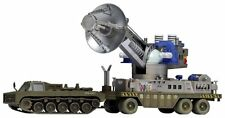 Toho Series TO008 The War Of The Gargantuas Type 66 Maser Cannon 1/87 Model Kit
