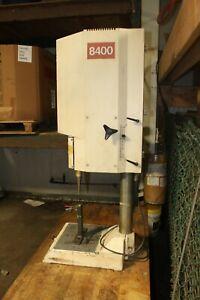 branson ultrasonic welder. Older machine, but well maintained
