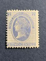 1872 Canada Prince Edward Island Queen Victoria ,2c