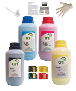Refill Kit for Samsung CLP 310/315 CLT-K4092S/C4092S/M4092S/Y4092S Toner & Chips