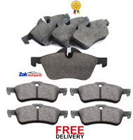 FOR MINI R56 (2006-2013) COOPER S FRONT AND REAR BRAKE PADS SET NEW