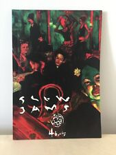 Slow Jams by David Choe, 1999 Out of Print Unbelievably Rare
