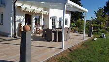 Terrassenplatten Holzoptik, 2cm stark 45x90cm für lose Verlegung im Außenbereich