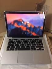 Apple Macbook Pro Retina A1502 Intel Core i5 2.8Ghz 8GB 256GB SSD MacOS a mediados de 2014