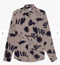 Reiss Gallant Slim Fit Shirt Bnwt Small