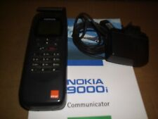 """NOKIA 9000i Communicator On """"ORANGE""""Only,CompleteWithBattery/Charger, See 6 Pics"""