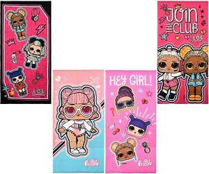 Girls Official LOL Surprise Dolls Bath Beach Swim Towel 70 x 140 cm