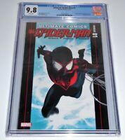 Ultimate Spider-Man #1 CGC Universal Grade Comic 9.8 Origin of Miles Morales 💎