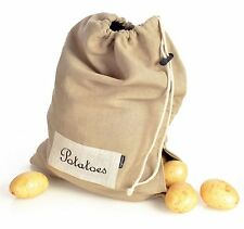 Ogilvies Provincial Linen Potato Bag Storage Sack