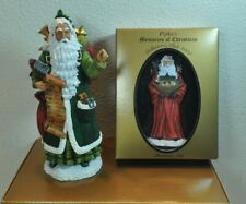 Pipka 2000 Collector's Club Kit Two by Two Santa Noah's Ark Santa Set no box