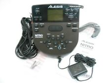 Alesis Nitro Drum Module DM7X, Cable Harness, Power Adapter, Manual