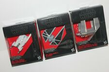 Star Wars The Black Series x3 ROGUE ONE bundle inc CARGO SHUTTLE +U-WING FIGHTER