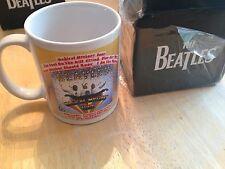 BEATLES ALBUM mug MAGICAL MYSTERY TOUR New Box EMI Music 2009 APPLE CORPS.